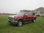 2015 Ford F-250 Lariat Crew Cab Pickup 4-Door